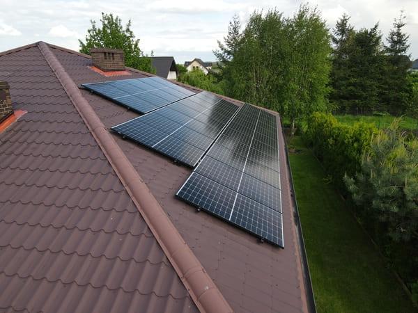 panel na dachu wrocław